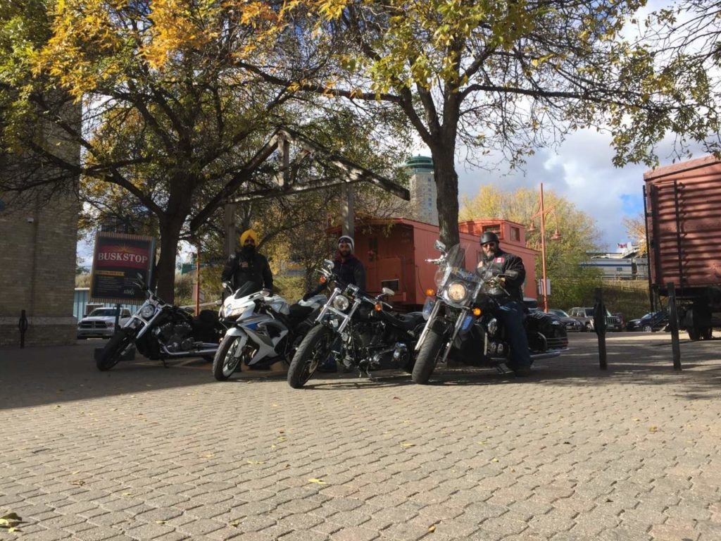Sikh Motor Cycle Club Manitoba